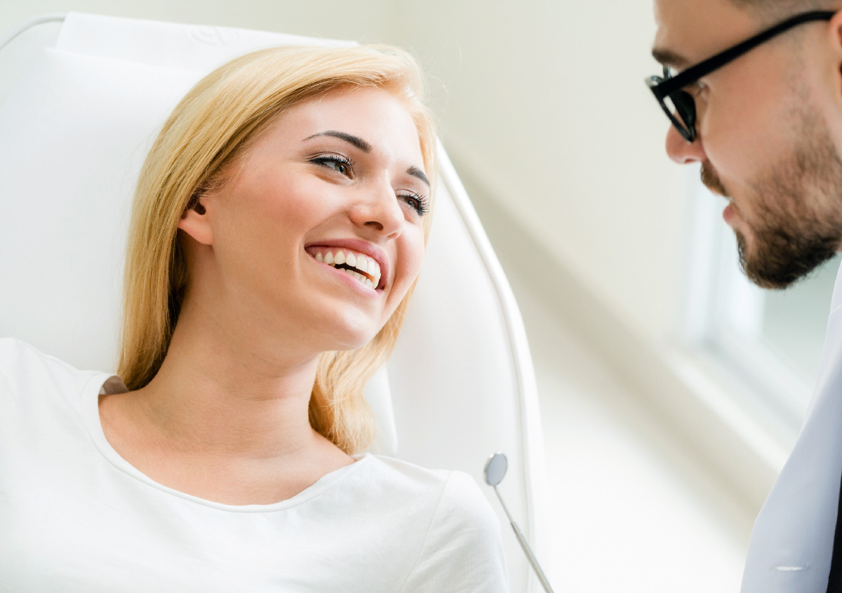 Good cosmetic dentist and general dental procedures, Asheville, NC