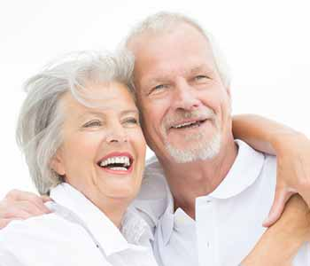 Happy Patients After Dental Implants Arden NC