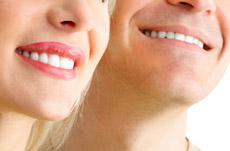 Orthodontist Asheville - Image Of Smiling Cuple